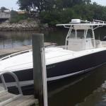 New Smyrna Charter Boat