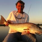 Redfish on Topwater Lure