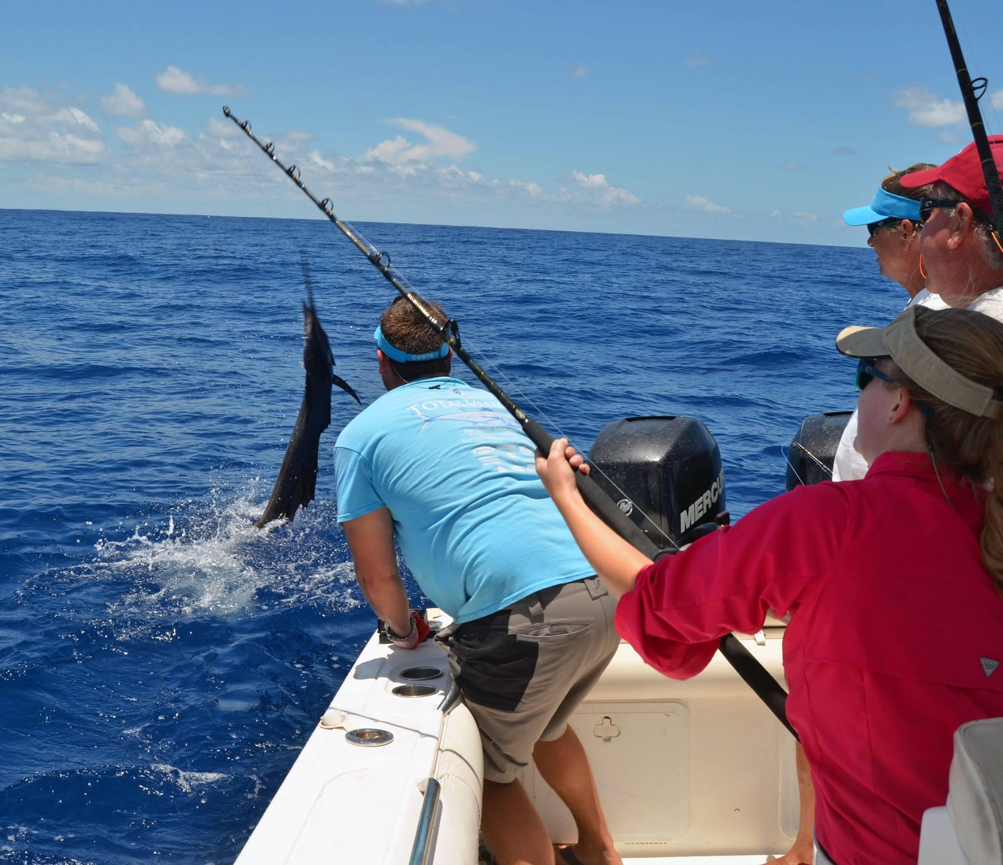 Koti leg 2 new smyrna beach charter fishing in shore for New smyrna fishing charters