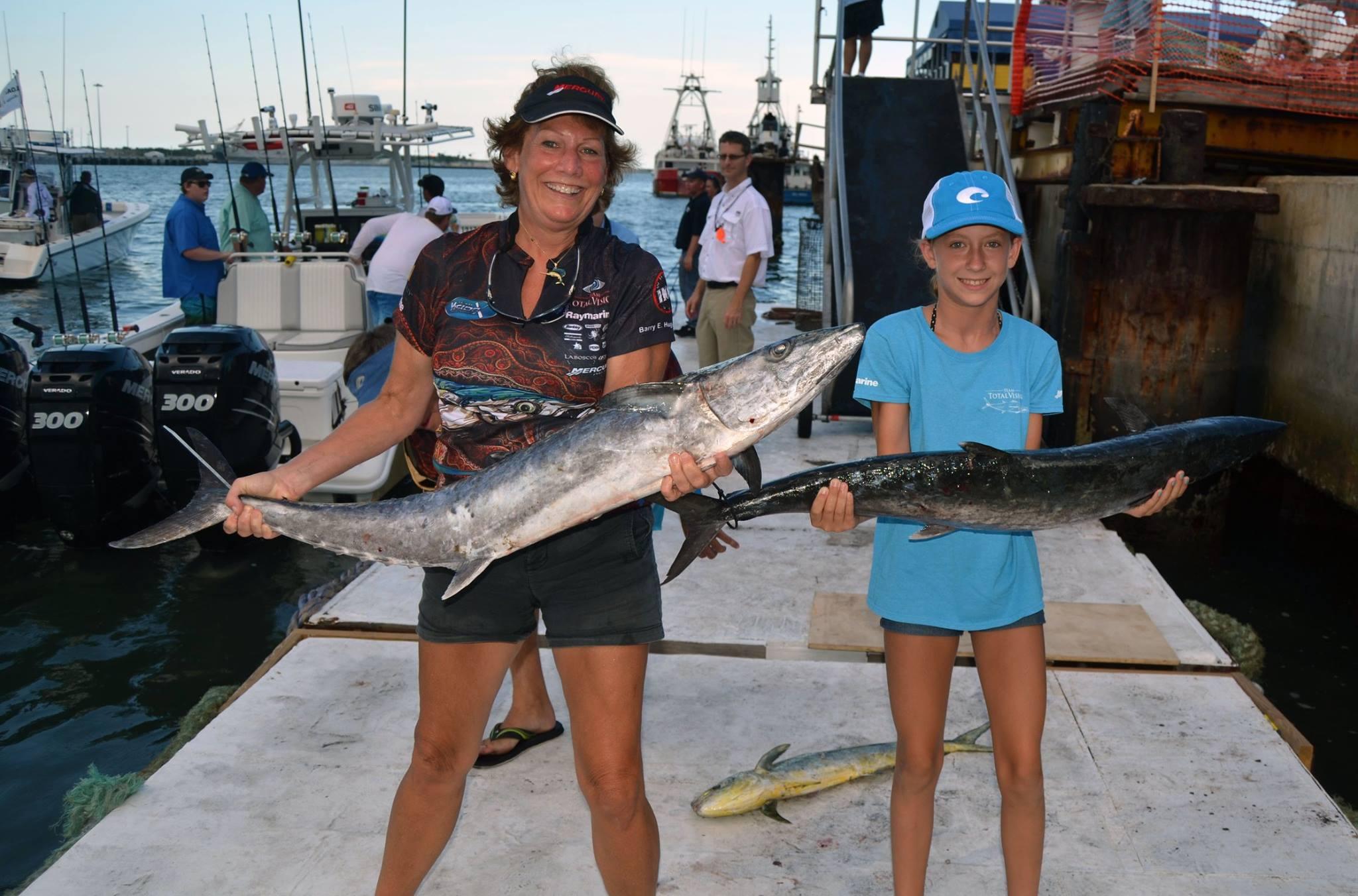 Mac attack new smyrna beach charter fishing in shore for New smyrna fishing charters